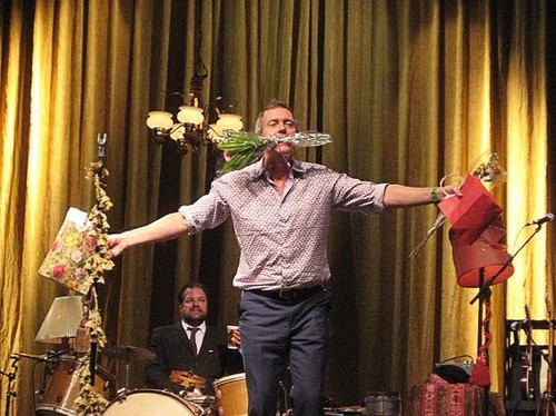 Hugh Laurie- concerto The Paramount Huntington 11.09.2012