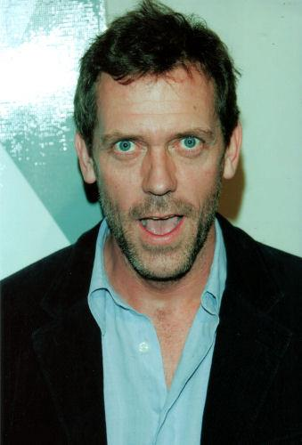 Hugh Laurie wallpaper possibly containing a business suit and a portrait titled Hugh Laurie