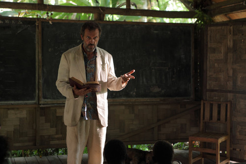 Hugh Laurie in Mr Pip