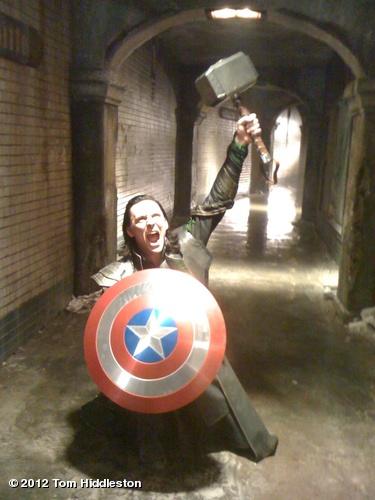I am Loki of Asgard !