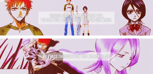 Ichigo Rukia Sun Moon Images IchiRuki Quotes Wallpaper And Stunning Ichigo Quotes