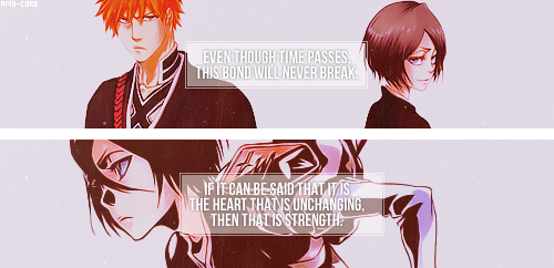 Ichigo Rukia Sun Moon Images IchiRuki Quotes Wallpaper And Classy Ichigo Quotes