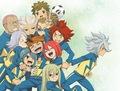 Inazuma Eleven Boys