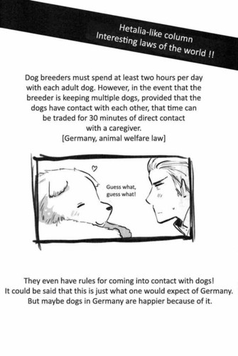Interesting Laws of the World