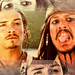 Jack and Will - pirates-of-the-caribbean icon
