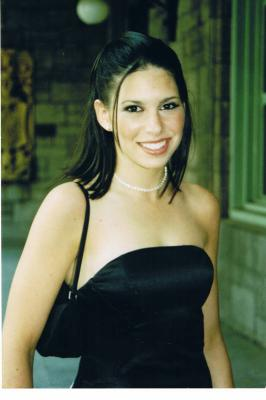 Jaclyn Michelle Linetsky (January 8, 1986 – September 8, 2003)