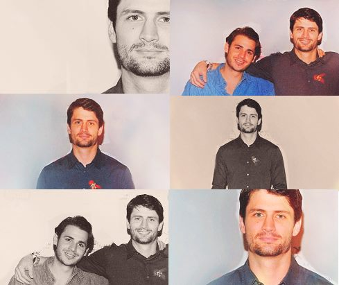 James and Stuart Lafferty at TACA's 6th Annual Ante Up For Autism Event, September 22
