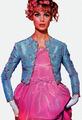 Jean Shrimpton mod