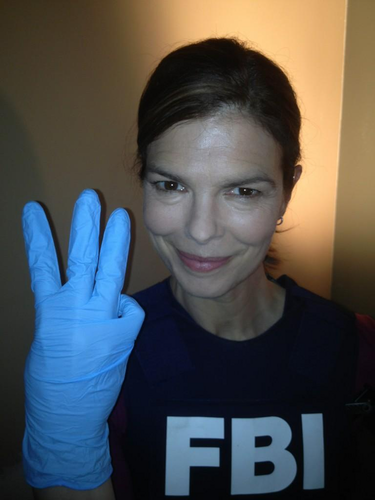 Criminal Minds wallpaper called Jeanne Tripplehorn