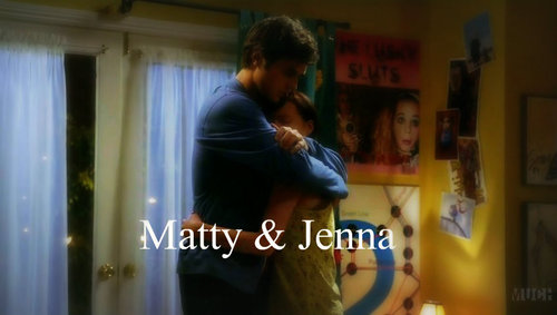 Jenna and Matty <3
