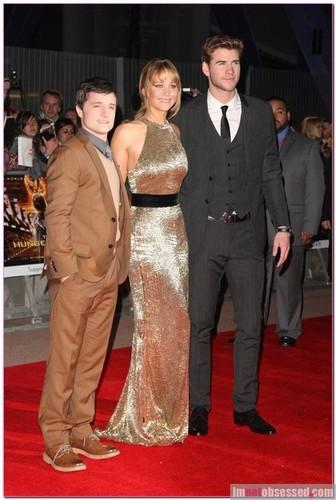 Jennifer, Josh and Liam