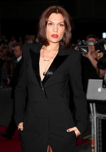 Jessie J at the GQ Men of the Jahr Awards 2012 (04092012)