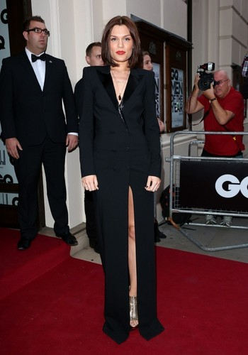 Jessie J at the GQ Men of the 年 Awards 2012 (04092012)