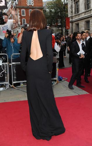 Jessie J at the GQ Men of the jaar Awards 2012 (04092012)