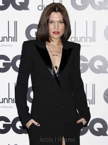 Jessie J at the GQ Men of the año Awards 2012 (04092012)