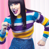 Jessie J photo possibly containing a dashiki, a shirtwaist, and a top called Jessie