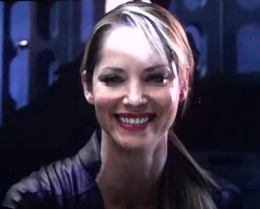 Resident Evil fond d'écran with a portrait titled Jill Valentine in Resident Evil Retribution