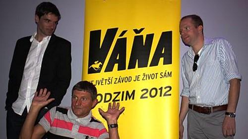 Jockey superman Josef Vana