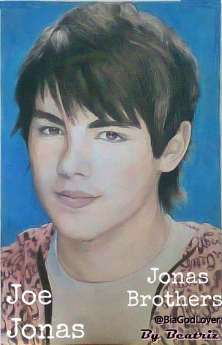 Joe Jonas Drawing