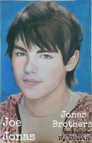 Joe Jonas Drawing