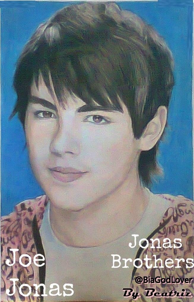 Joe Jonas Drawing - jonas brothers fan Art (32235930) - fanpop