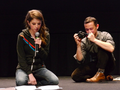 Joe with Anna Kendrick - joseph-gordon-levitt photo