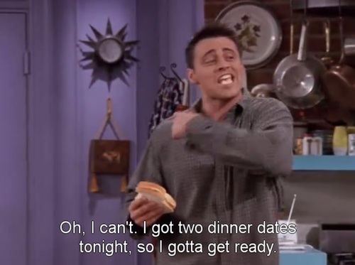 Joey Tribbiani پیپر وال called Joey