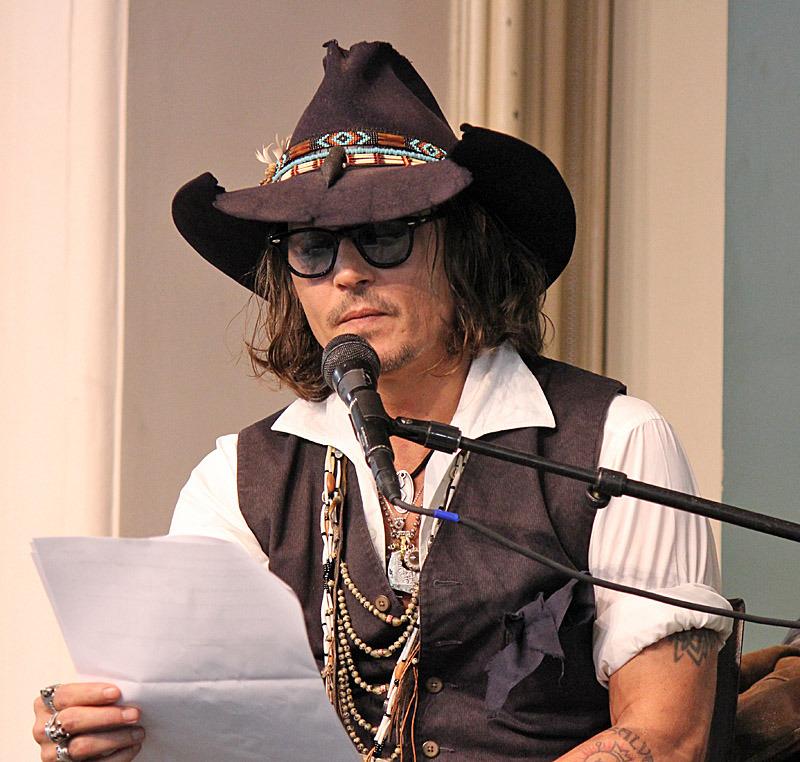 Johnny Depp - Johnny D...