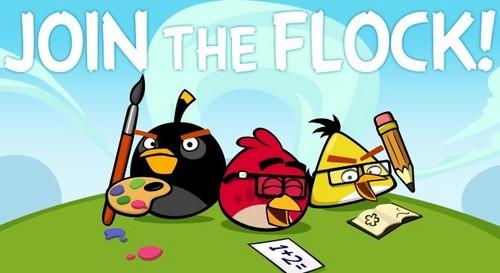 rejoindre The Flock!