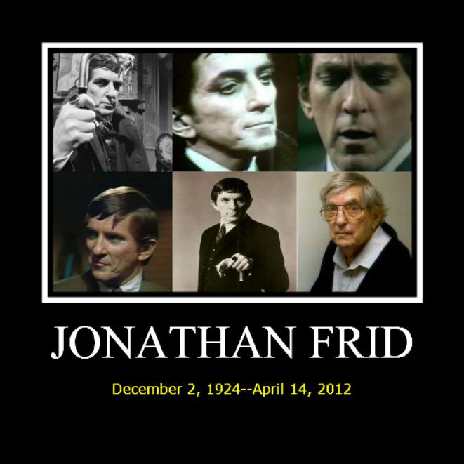 Jonathan Frid
