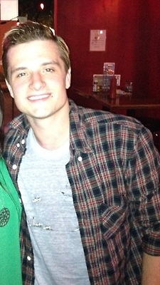 Josh at Hamburger Mary's on September 19th