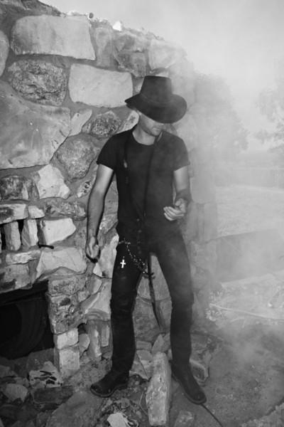 Joshua Jackson photoshoot