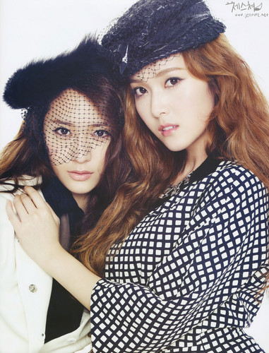 kpop 4ever wallpaper titled Jung sis
