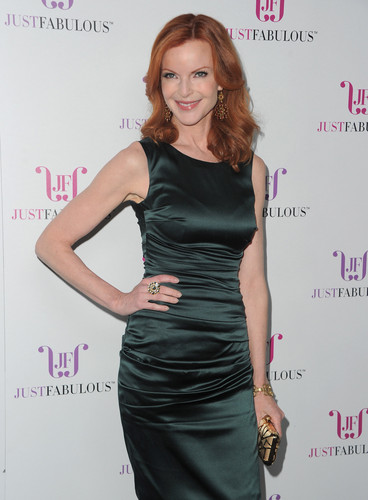 Just Fabulous Launch Party in Hollywood