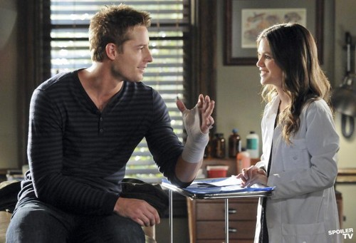 Justin in Hart of Dixie