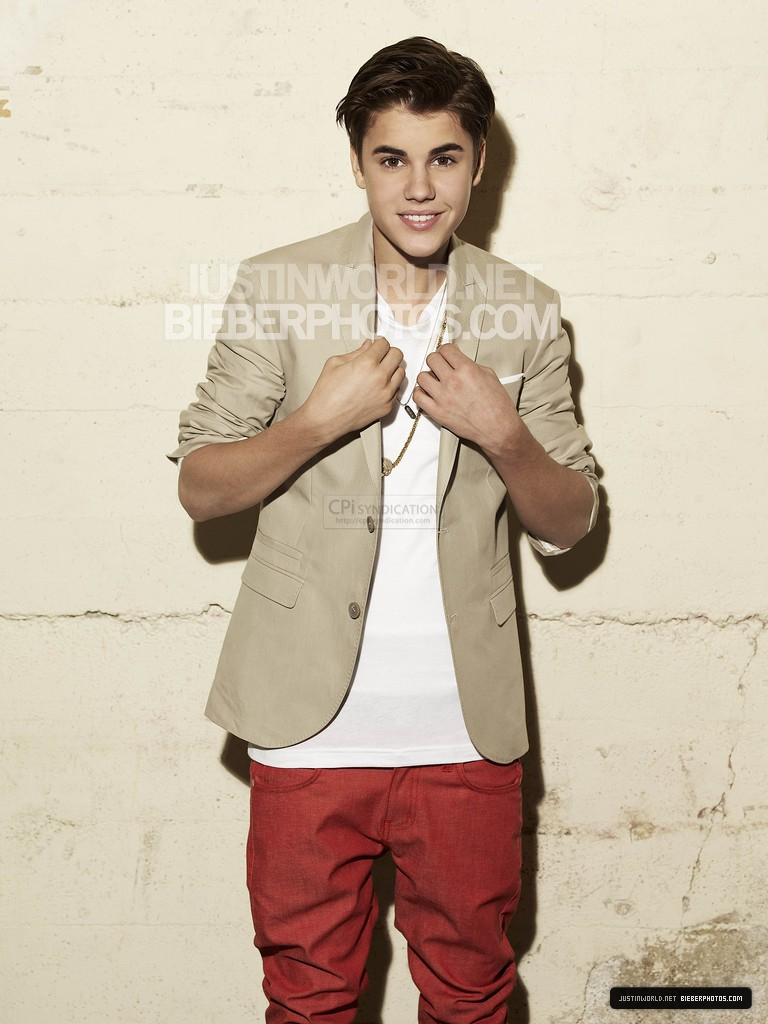 Justin bieber 2012 photoshoot september