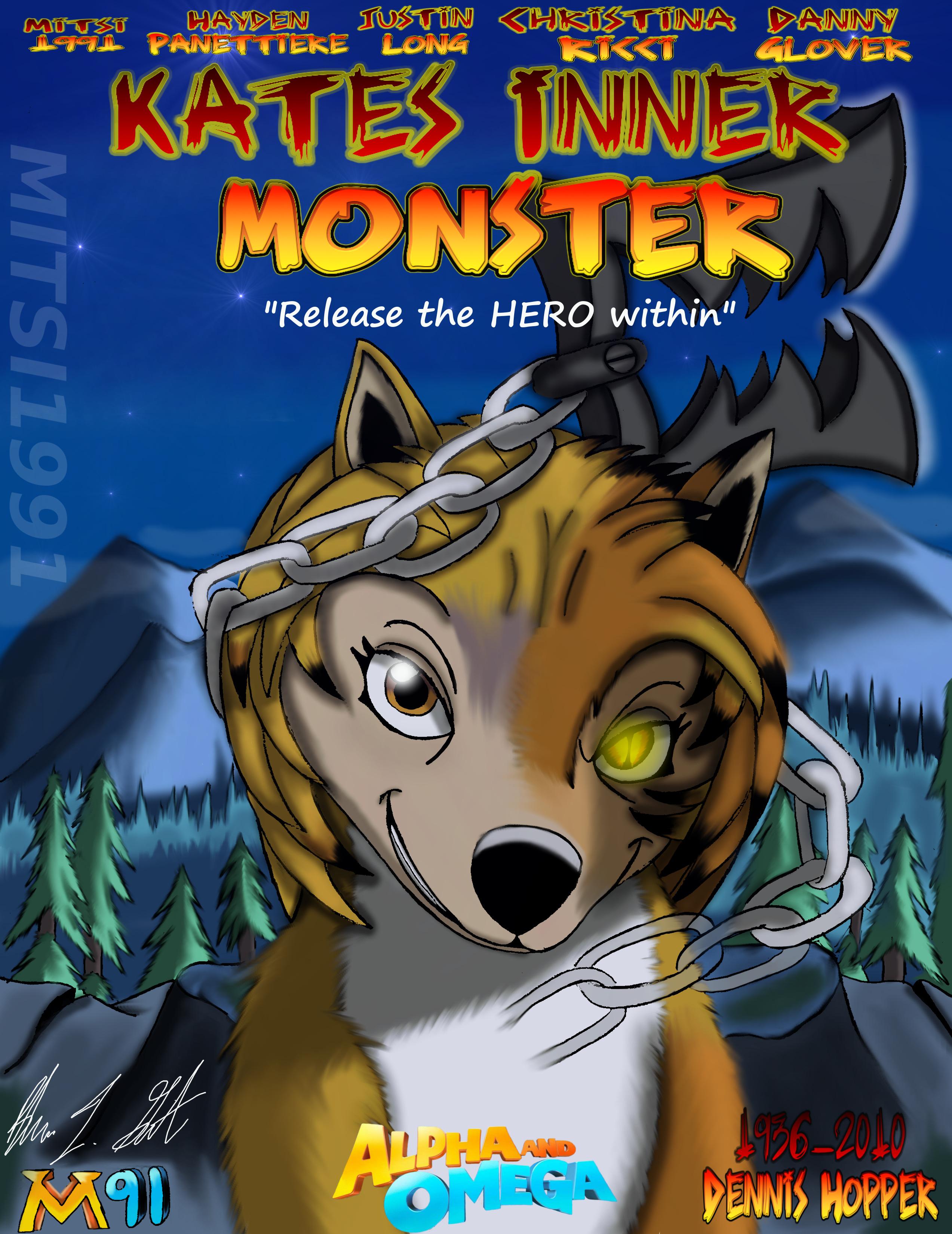 Kates Inner Monster Movie Poster