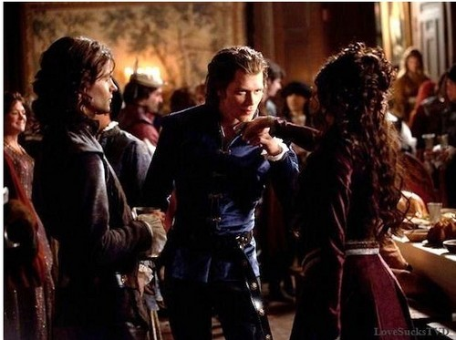 Katherine and Elijah