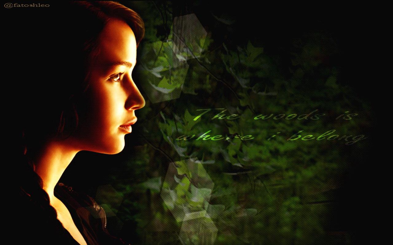 Katniss wallpaper - The Hunger Games Wallpaper (32259548) - Fanpop ...