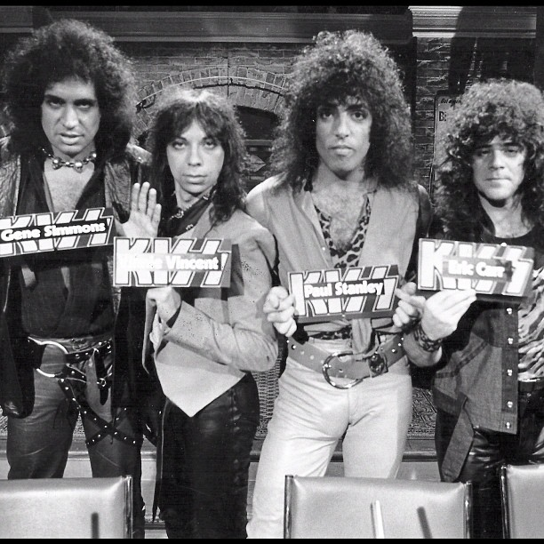 Kiss Without Their Makeup: KISS Photo (32271463)