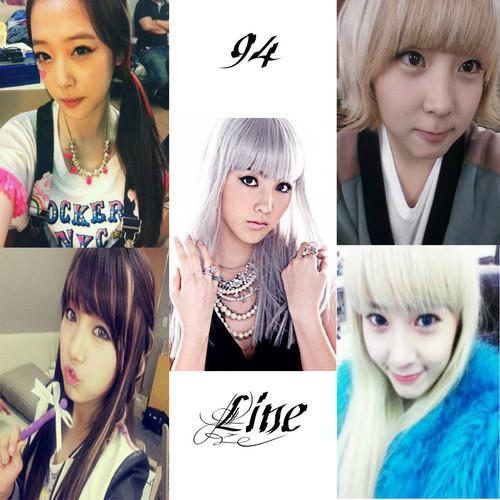 K-POP 94 Line