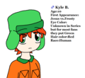 Kyle Info 1 - yuki-and-her-friends photo