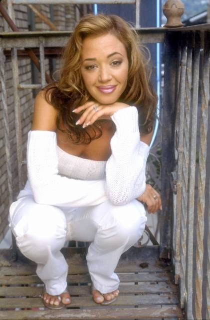 Leah remini hot videos