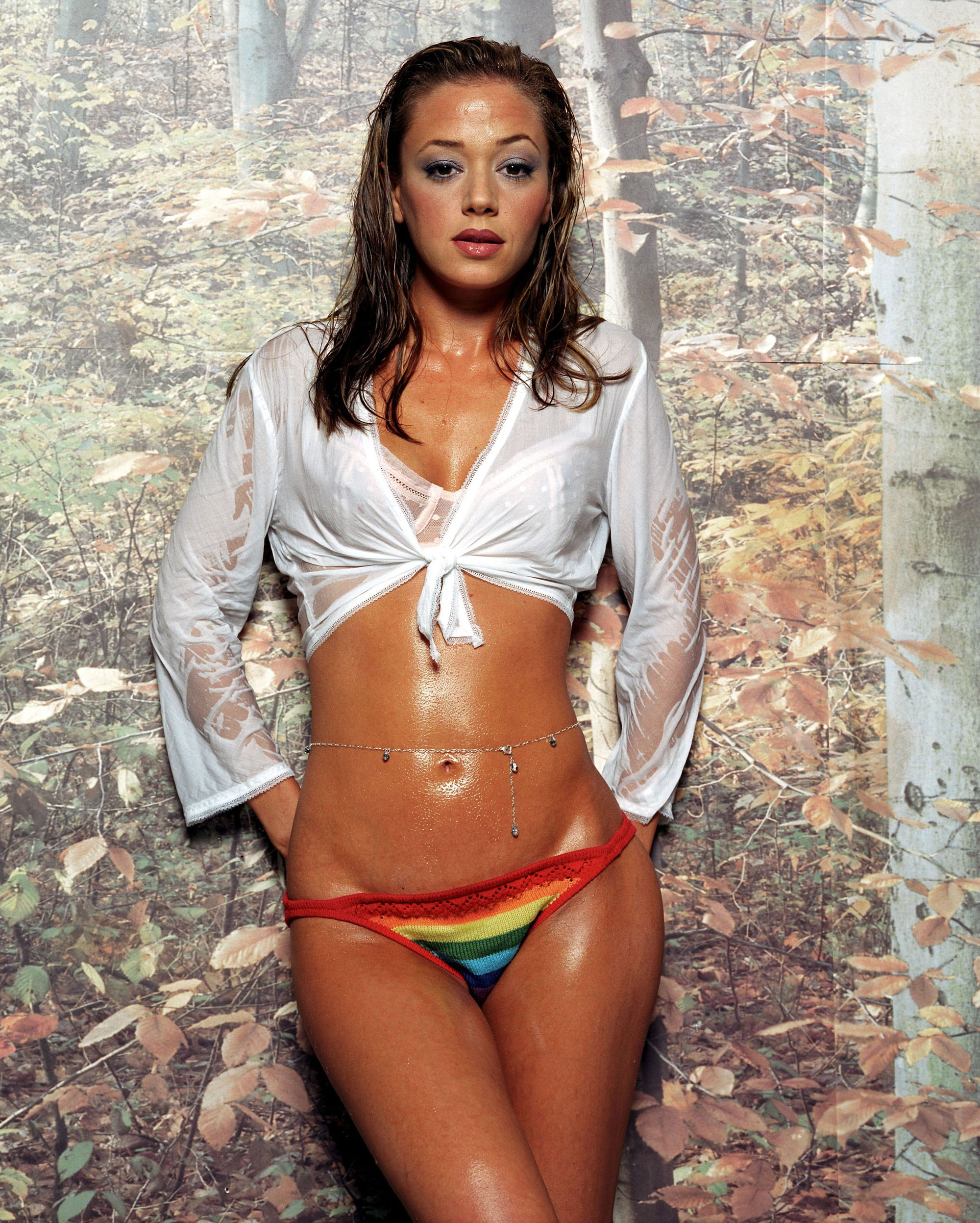 hot Leah remini