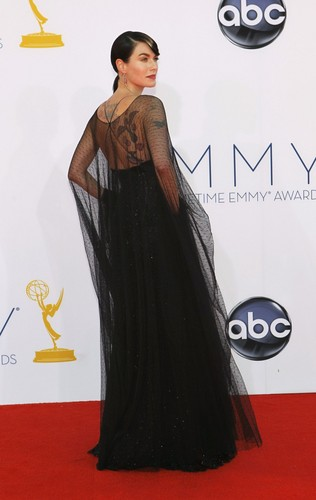 Lena Headey @ 2012 Emmy Awards
