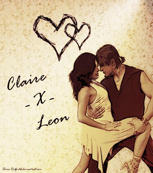 Leon & Claire♥