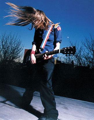 Let Go Album Shoot 2002