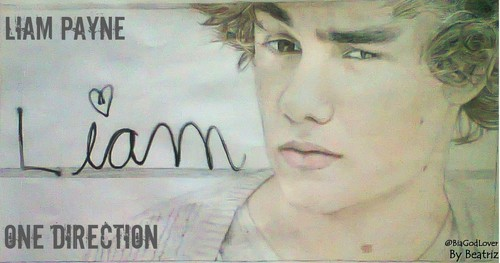 Liam Payne Drawing
