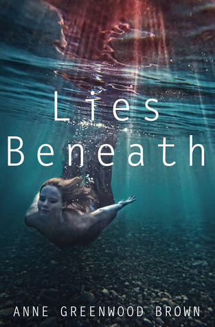 Lies Beneath US Book Cover