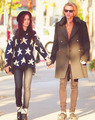 Lily Collins and Jamie Campbell Bower|Out for a Stroll Together in Toronto (16.09.2012) - lily-collins photo